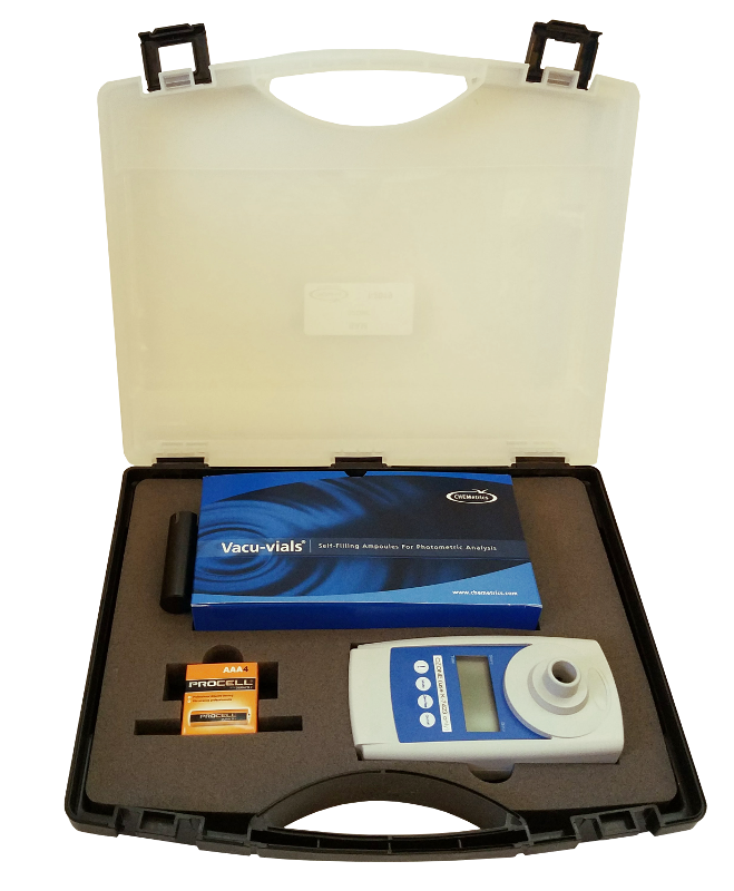 I-2022 Dissolved ozone test kit for calibration