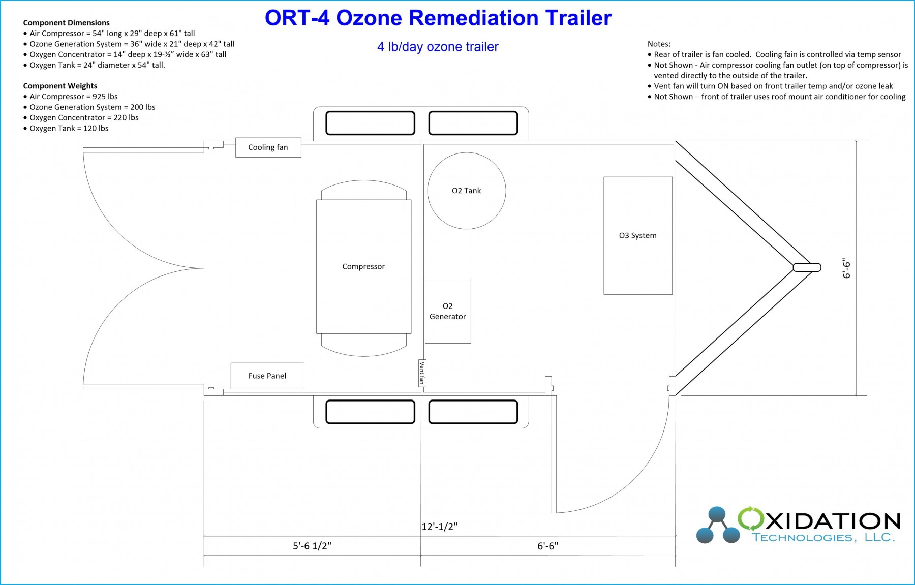 ozone equipment manufacturer and ozone system integrators 4 lb day