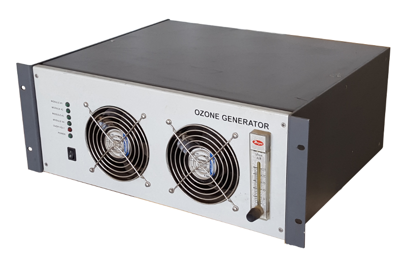 30 g/hr ozone generator for rent