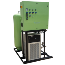 ISX ozone water system