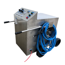 Mobile ozone water system