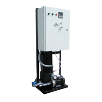 16 g/hr ozone water system for rent