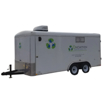 10 lb/day ozone trailer for rent