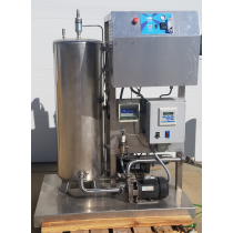 Pacific Ozone system ozone injection system