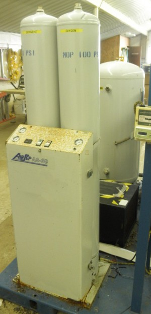 Used AS-80 Oxygen Concentrator