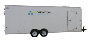 Ozone remediation Trailer