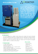 ISX-Series Ozone Systems