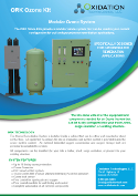 Ozone remediation system brochure