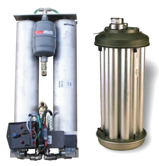 OEM oxygen generator from OGSI and Sequal