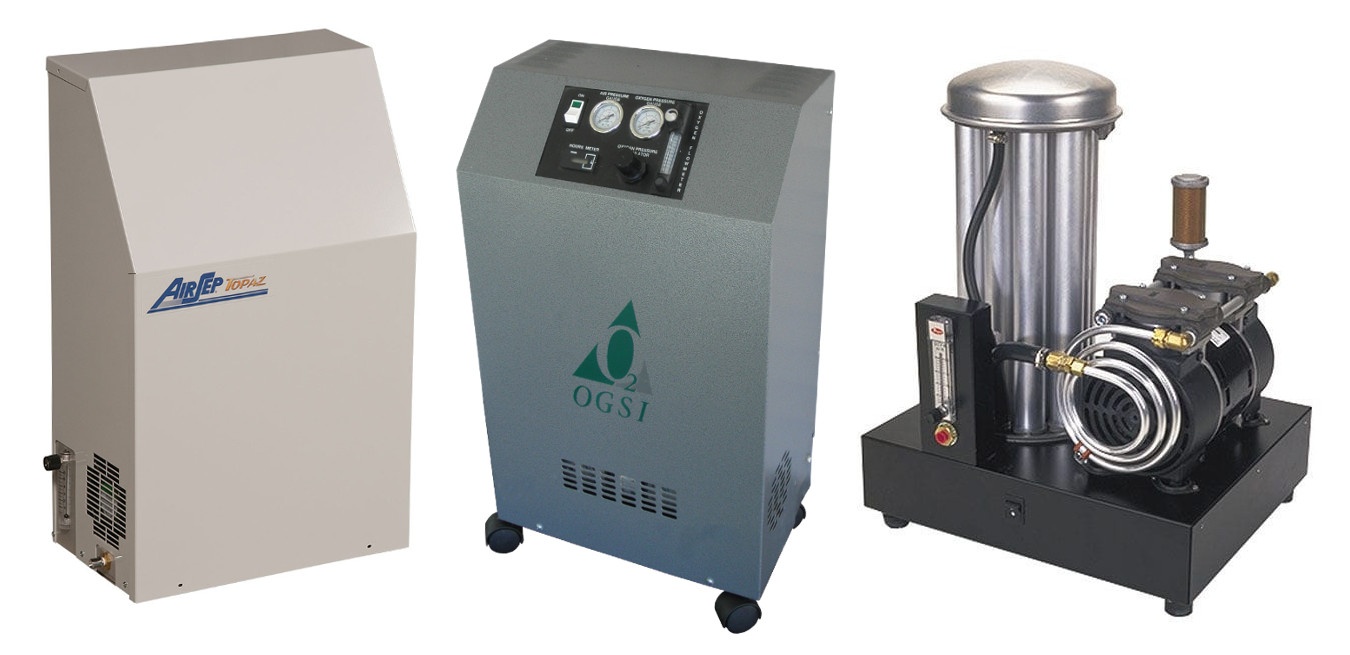Turnkey packaged oxygen generators from airsep, OGSI, Sequal