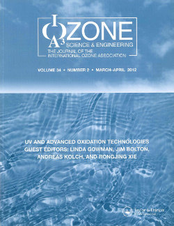 Ozone Science and Engineering Journal Cover