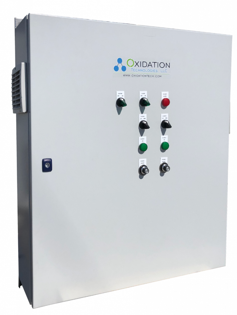 80 g/hr UL-Listed ozone generator for water treatment applications