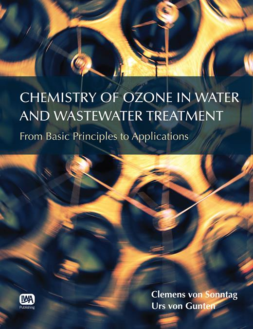 Ozone use in water and wastewater book