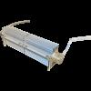 "12"" Double Glass Electrode with HeatSinks"