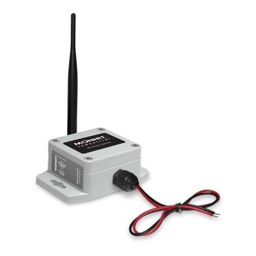 Industrial wireless ozone sensor transmitter