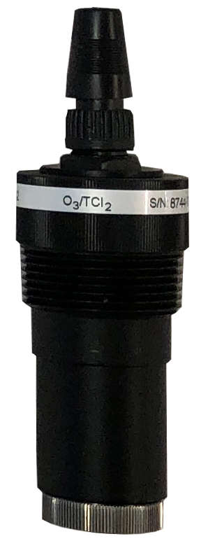 Flowcell ozone water sensor for use with the Q46H