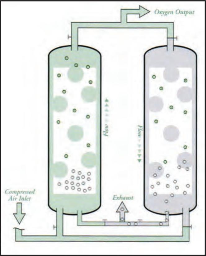 Ozone Equipment Manufacturer And Ozone System Integrators Oxygen Generator 50 Scfh Ozone