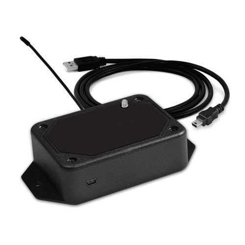 USB Gateway for wireless ozone detection