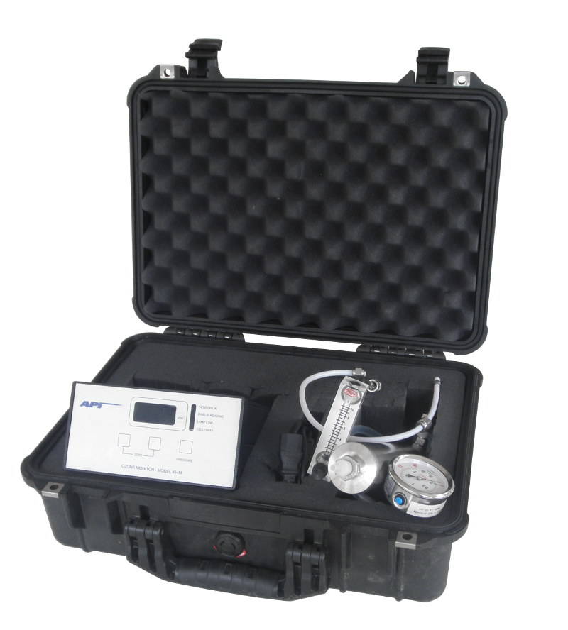 API 454 O3 analyzer for rent
