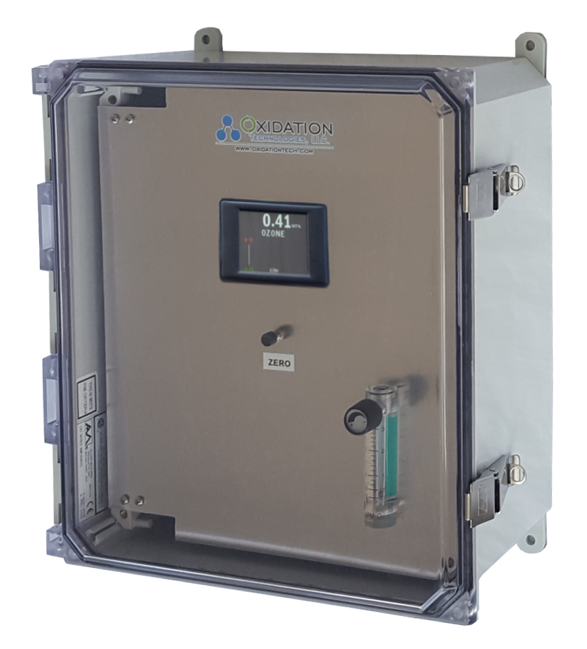 UV-HCR High Concentration Ozone Analyzer