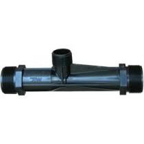 Model 2081 PVDF Venturi Injector