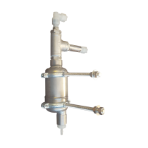 Ozone backflow preventer
