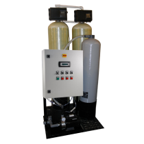 Skid mounted ozone system with filtration and ozone generator