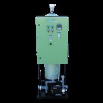 Ozone water system economy
