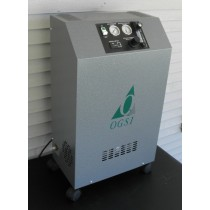Used oxygen concentrator