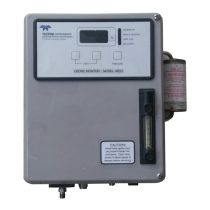 Low Cost High Concentration Uv Ozone Analyzer Oxidation