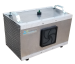 Ambient air ozone scrubber