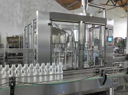 Image result for water bottling line