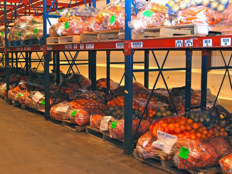 ozone used in food storage