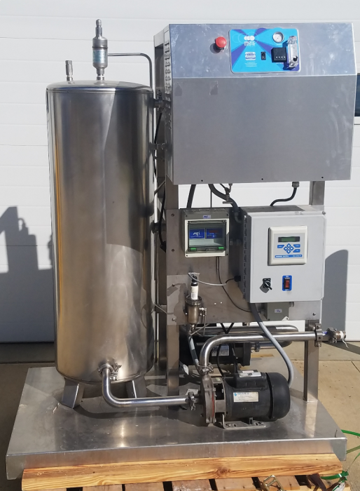 50 GPM Pacific Ozone water system (USED)