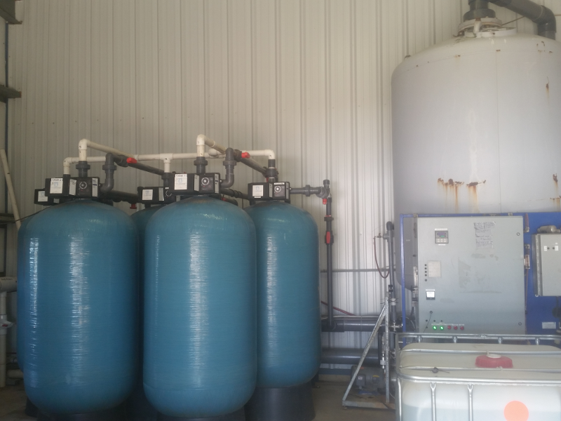 ozone filtration system